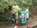 Mark Parnell, Greens MLC.