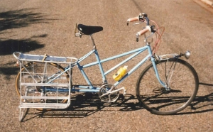 The Adelaide Longbike.