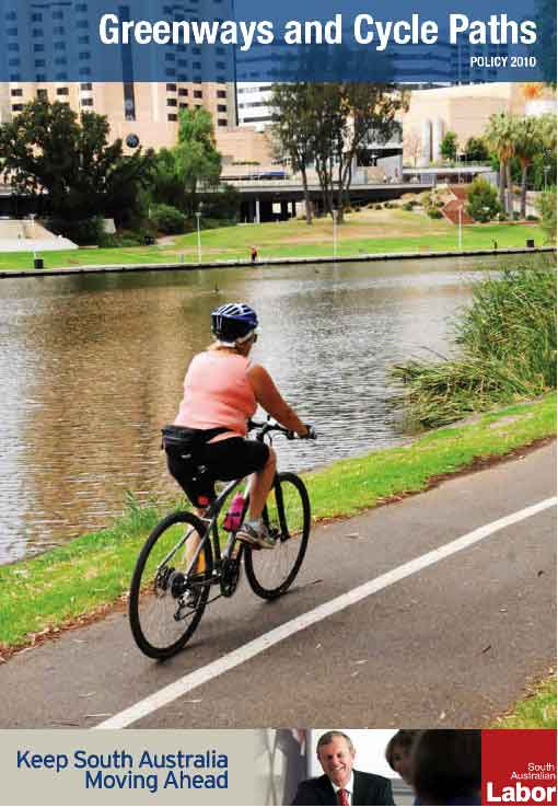 Port Adelaide's Greenways. (3/5)