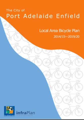 Port Adelaide/Enfield Bicycle Network Plan 2014/15. (1/6)