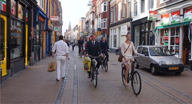 Street-smart, Groningen-style!