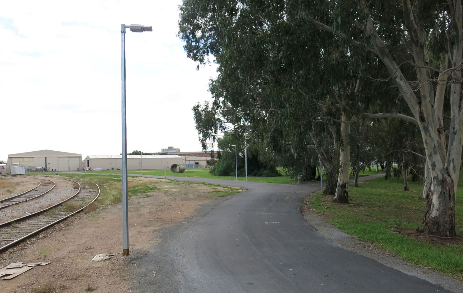 Outer Harbour Playground Outer Harbour Greenway The
