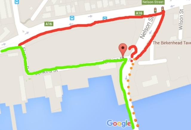 map E 1